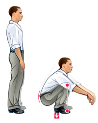 qigong-chinese-wall-squat