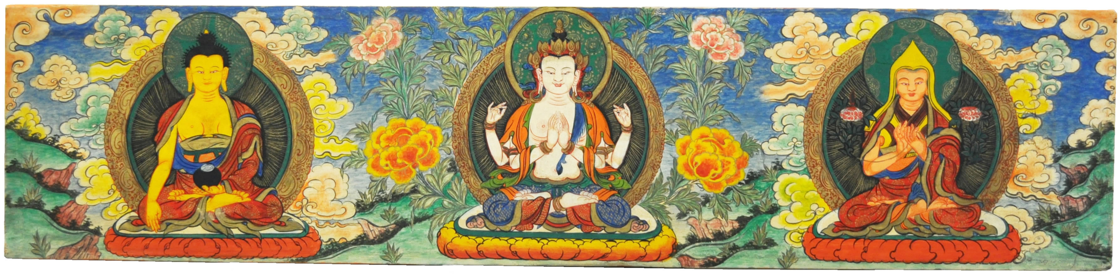 a comparison of the similarities and differences in the death ritual of the buddhists of tibet and t Buddhism and hinduism: the similarities and differences buddhists do not usually share that view buddha taught that the original vedas (ancient religious texts).